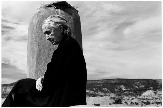 Georgia O'Keeffe, 1967