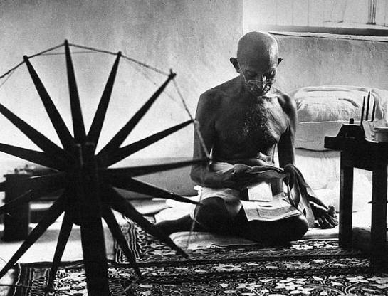 The Mahatma, 1946