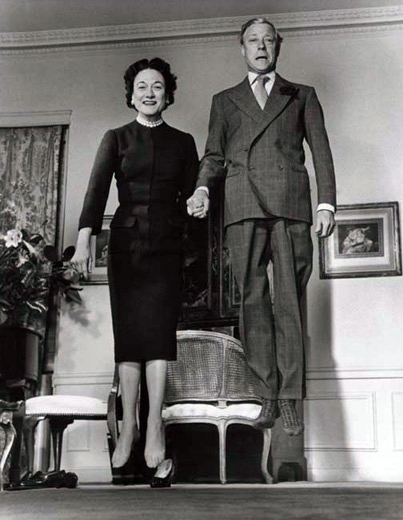 The Duke and The Duchess of Windsor, 1956